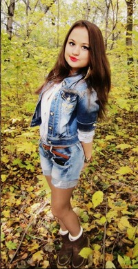 Анастасія Лукинюк, 24 ноября 1996, Новосибирск, id90649606