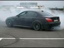 BEST of BMW M5 E60 - BURNOUT, DRIFT, REVS! PART 3