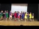 «Элвин и бурундуки» FREAK DANCE CAMP 2018