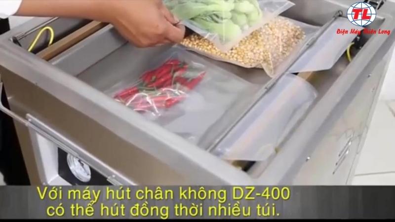 Máy hút chân không công nghiệp DZQ-400 | Điện Máy Thiên Long