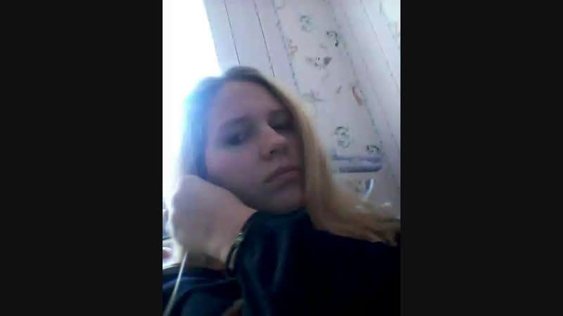 Ксюша Дегтева Live