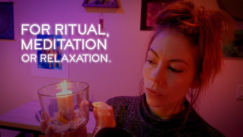 Manifest via Ritual, Meditation, Dreamwork or Simply Relax, with ASMR