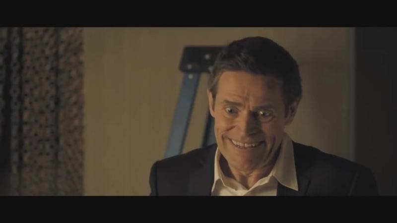 [Короткометражка] Человек-улыбка/The Smile Man [Уиллем Дефо][Дубляж]