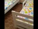 Кровати со съёмными бортиками