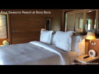 Four Seasons at Bora Bora Island
