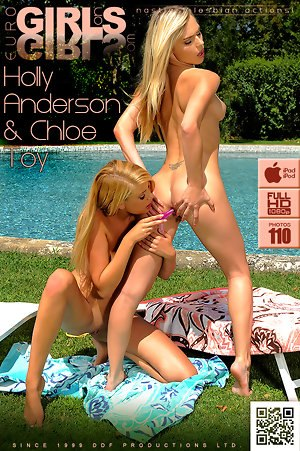 Holly Anderson aka Holly Pearce & Chloé Toy EuroGirlsOnGirls
