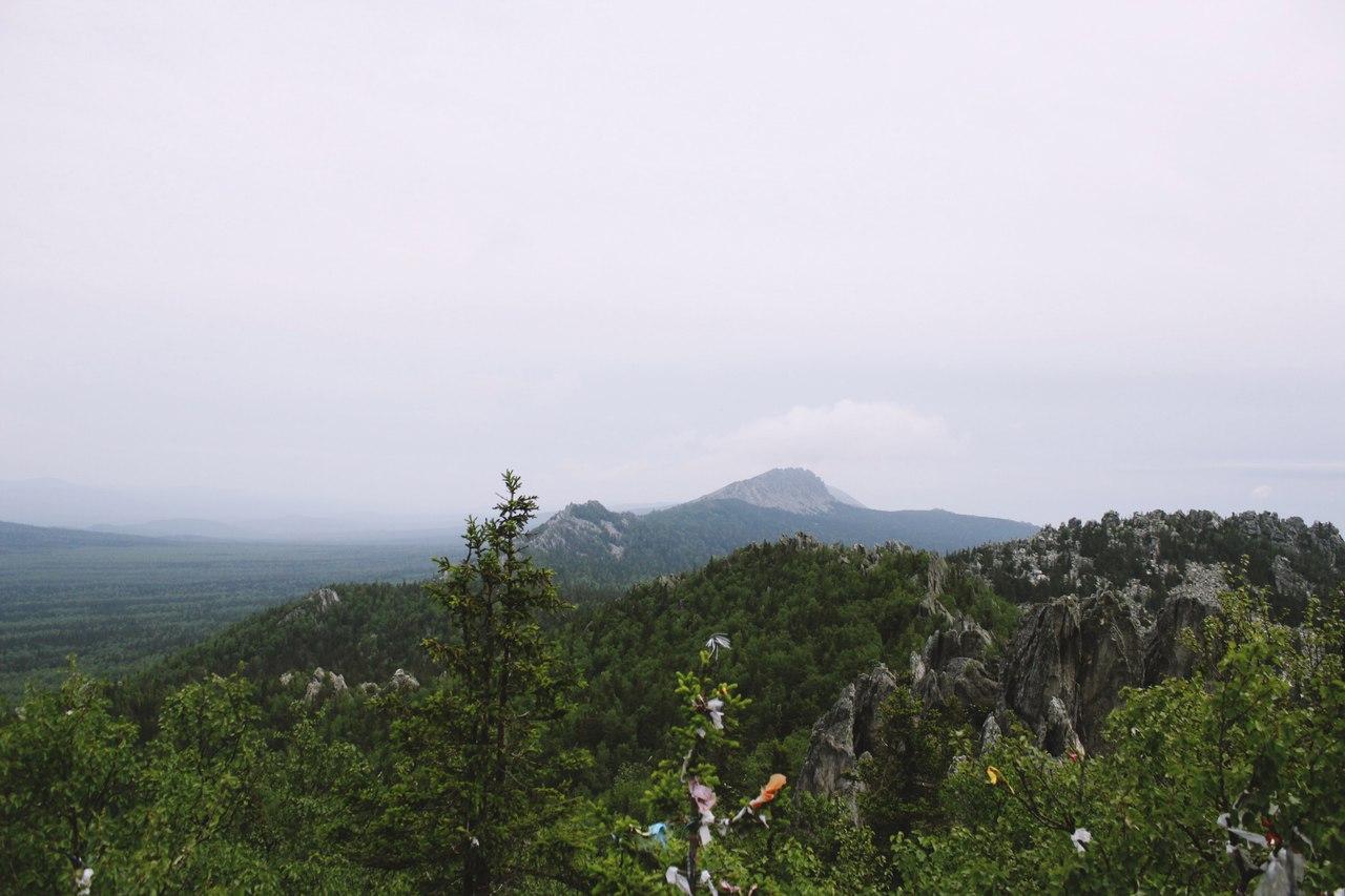Хребет Большой Таганай, Челябинская область