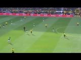 Индивидуальные действия Мануэля Аканджи в матче против Ганновера