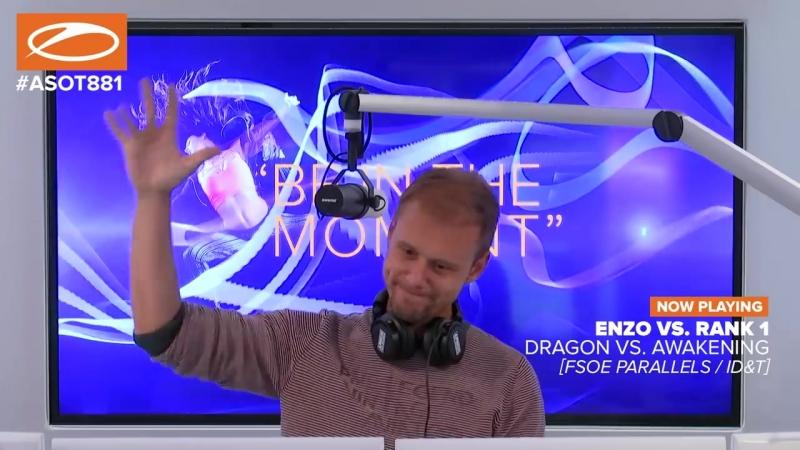 Armin van Buuren. Enzo vs. Rank 1 - Dragon vs. Awakening (Armin van Buuren Mashup)