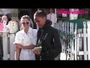 Сара Сампайо и Жасмин Тукс покидают ресторан «The Ivy», Западный Голливуд (26/02/18)