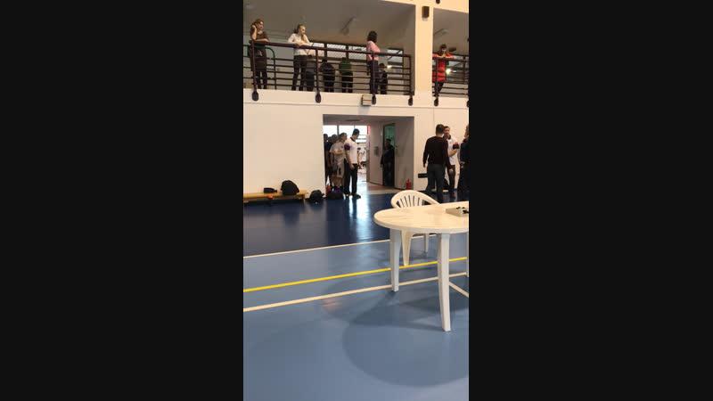 Открытый чемпионат и первенство г Мегиона по гиревому спорту в дисциплине двоеборье
