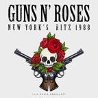 Guns N' Roses альбом New York's Ritz 1988