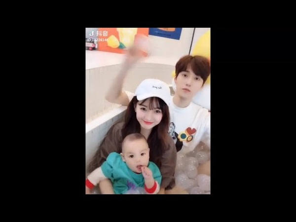 Gia đình nhỏ bé khiến cả thế giới phải ghen tị | Tik Tok China