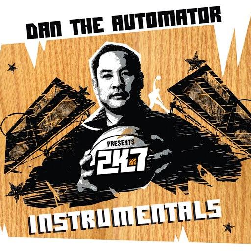 Dan The Automator альбом 2K7 Instrumentals