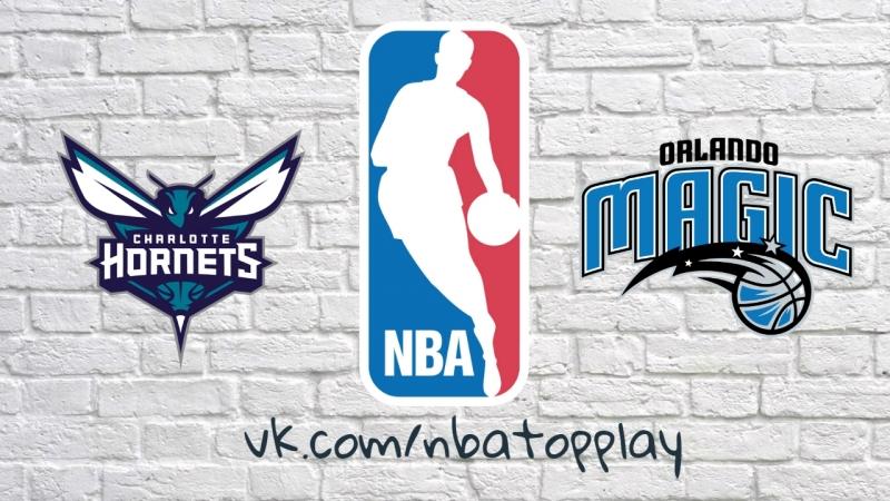 NBA 2017-2018 / RS / 14.02.2018 / Charlotte Hornets vs Orlando Magic