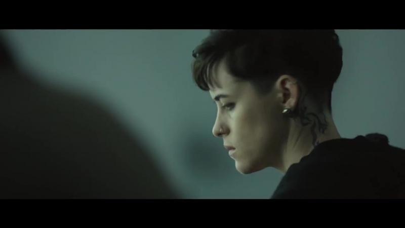Девушка, которая застряла в паутине - трейлер2 (англ.)