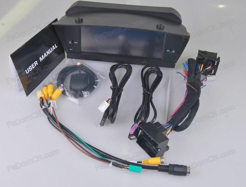 автомагнитола для бмв е60
