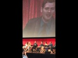 Joseph Morgan on Klaroline - PaleyFest