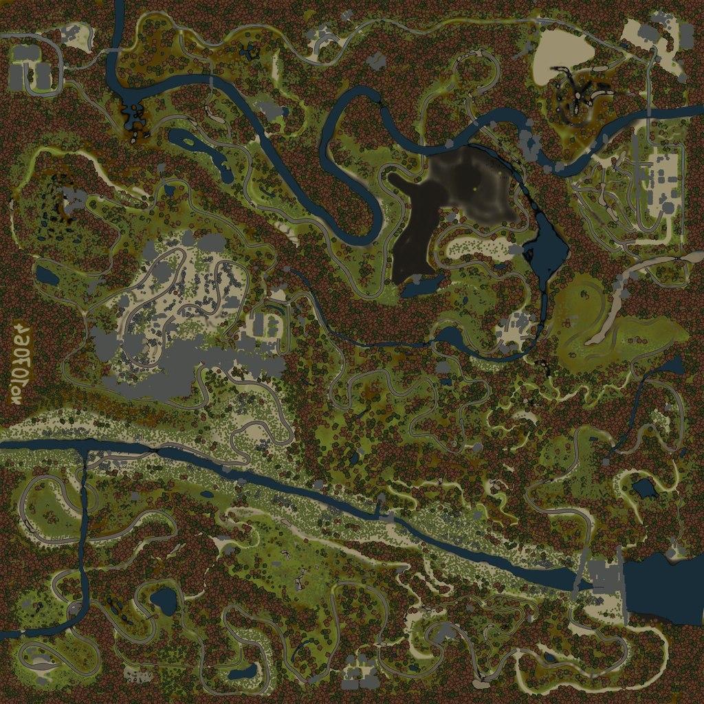 SPIN TIRES скачать карта «Каньон» V0.95 T1DlJ9o4d60