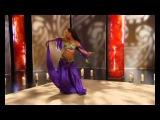 Russian Belly Dancer Valeria Putitskaya 3d place