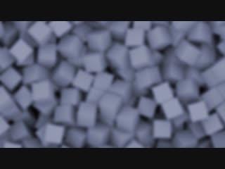 Blender: Motion Graphics Test