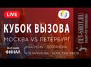 08.03.2019 MVP КУБОК ВЫЗОВА - MIXT HARD GOLD