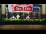 Мастера меча онлайн 2 сезон 13 серия Sword Art Online 2 SAO 2:Phantom Bullet САО ТВ-2 русская озвучк