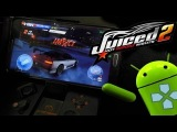 Juiced 2: Hot Import Nights My Best Settings for PPSSPP work Nice and Fast on Galaxy Note 3 +MOGA