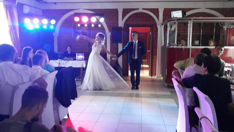 Свадебный танец Риты и Олега