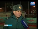 «Вести-Иркутск». Хоккеисты «Байкал Энергии» сыграли с пожарными в хоккей на валенках