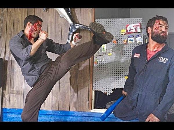 Scott Adkins Vs Andrei Arlovski Fight Scene