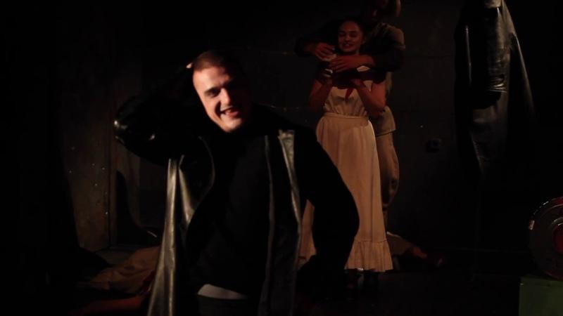 Жоўты пясочак (урыўкі)   Магілёўскі абласны драматычны тэатр