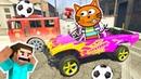 НОВЫЕ МУЛЬТИКИ ПРО МАШИНКИ Кота Барбоса ! Мультфильмы для мальчиков - cars videos for kids