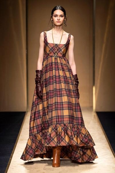 Luisa Spagnoli eady-To-Wear, Милан, Коллекция Осень-зима 2020/2021