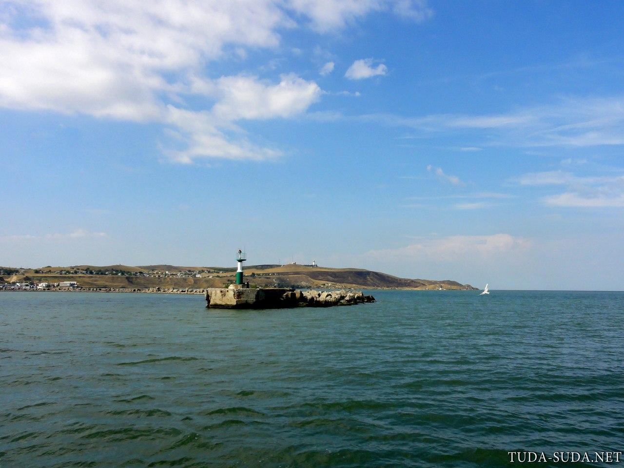 Паром Керченский пролив