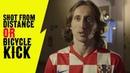 Nike Football Luka Modrić's Killer Instinct