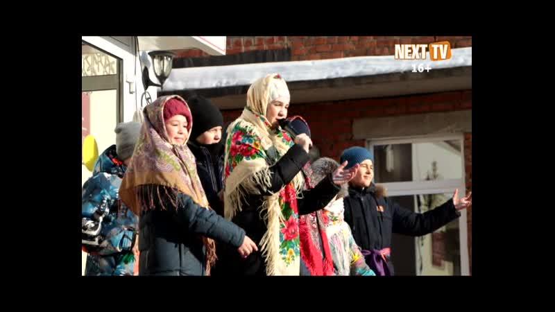 В школе искусств отметили 20-летие фольклорного ансамбля Коляда