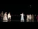Hadrian Dress reheasal