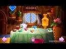 Лунтик посуда (игра для малышей) обзор игры #3