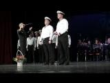 P1000664Концерт ансамбля песни и пляски Краснознамённого Северного флота 22 апреля 2017 в Костомукше