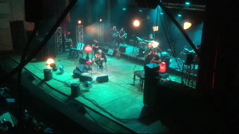 Концерт Гарика Сукачева в Белгороде