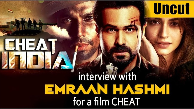 Exclusive Interview Of Emraan Hashmi For Film Cheat India | Full Interview