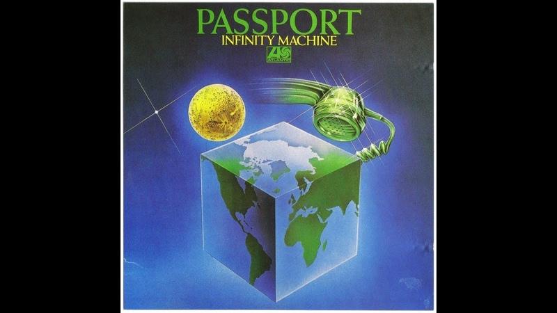 Passport - Infinity Machine (1976) (Full Album) [PsychProg, Jazz Rock, Krautrock]