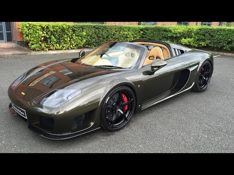 Noble M600 Speedster 2017
