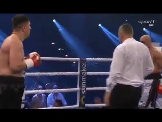Марко Хук vs. Якуп Саглам [полный бой]