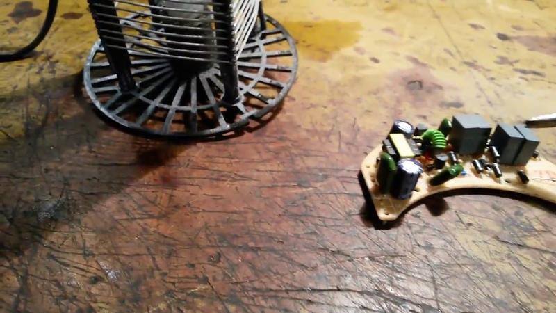 Убийца насекомых, комаров / перестал действовать/ сгорела плата!
