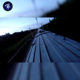 Зацеперы прокатились на фирменном поезде Красная стрела