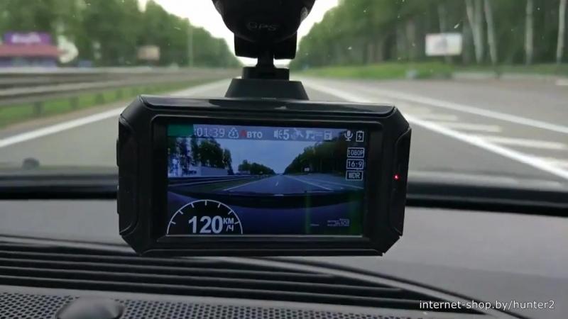 Видит все камеры и радары