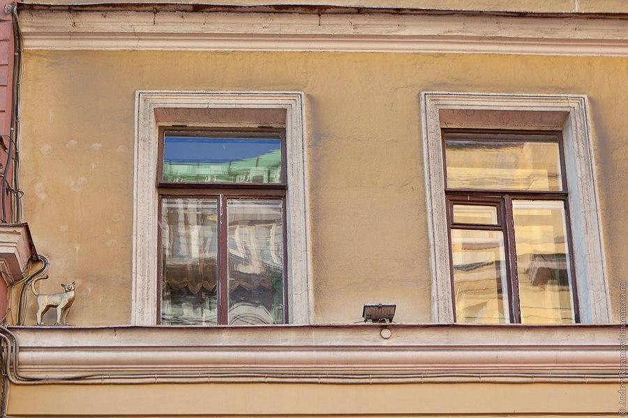 Малая Садовая улица Санкт-Петербург экскурсия