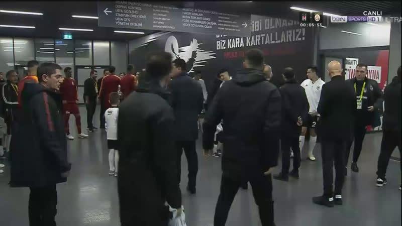 Beşiktaş Galatasaray CANLI